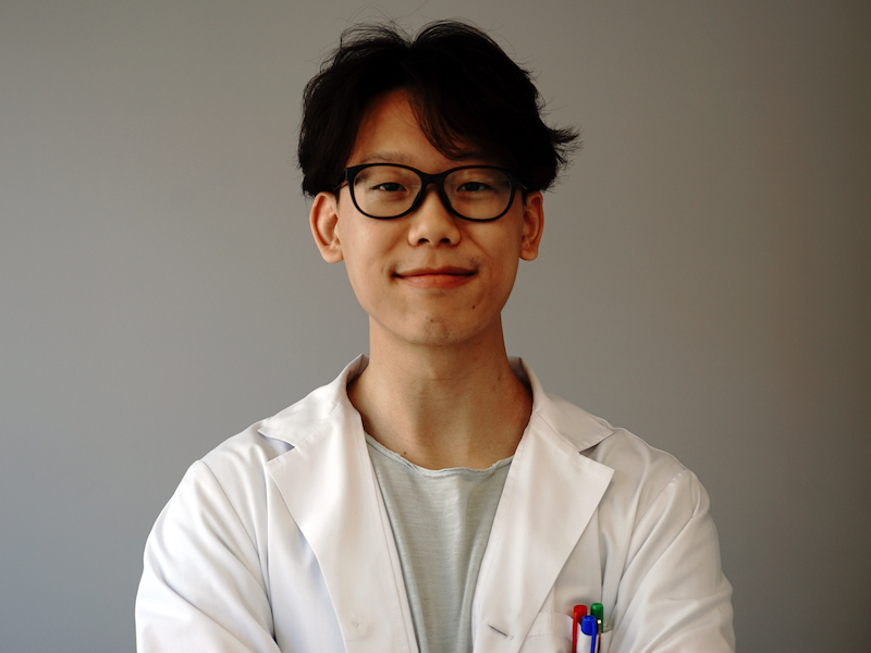 Photo of Andrew Lee, Technician, Andrology Clinic
