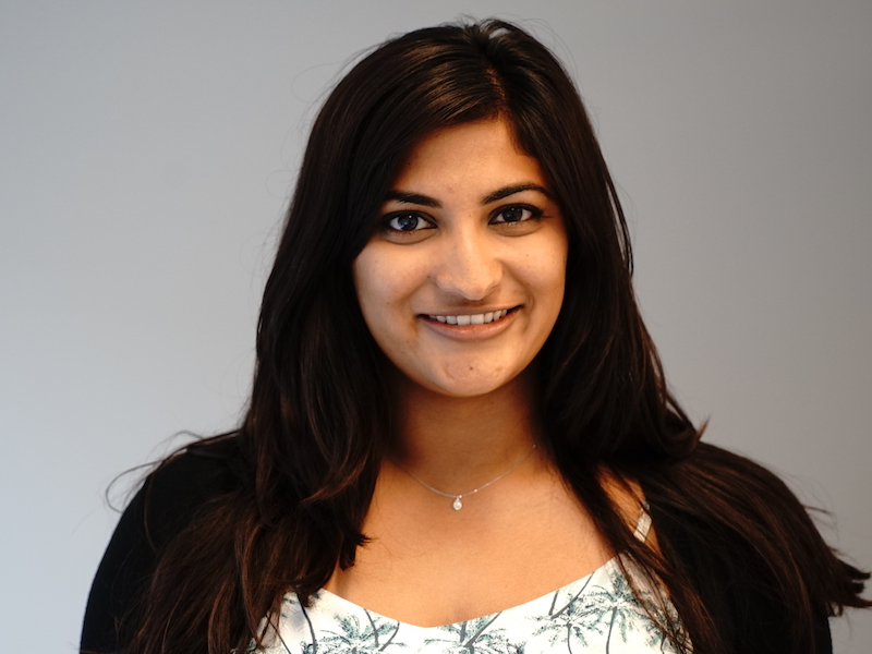 Photo of Parshvi Vyas, Project Manager