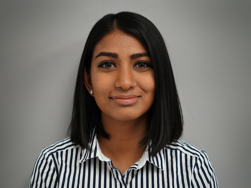 Photo of Shilini Hemalal, MSc Candidate, Psychosocial Research